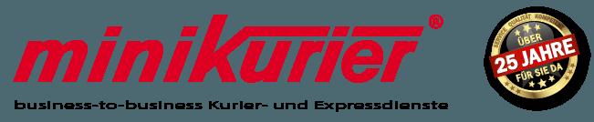 minikurier – hamburg – berlin Logo