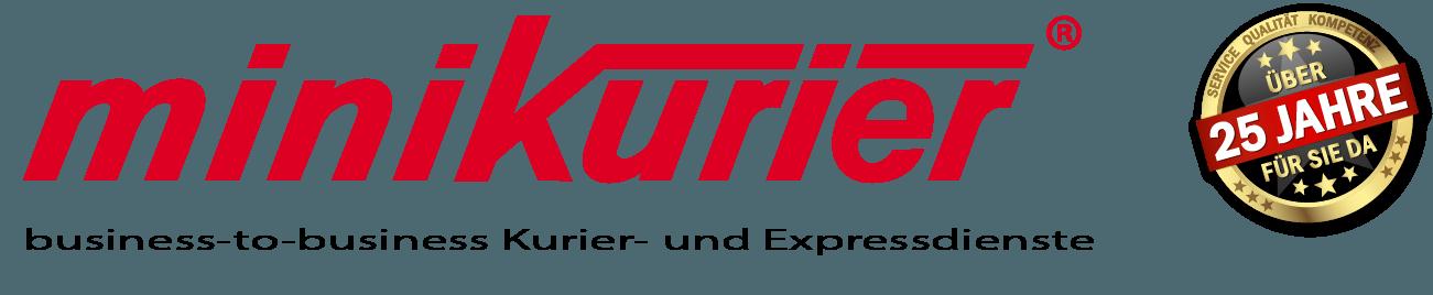 minikurier – hamburg – berlin Retina Logo
